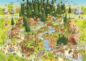 Black Forest - Heye