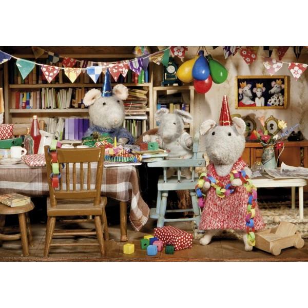 urodziny myszki