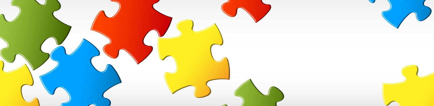 puzzle układanie