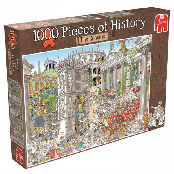 1000 Pieces of History The Romans