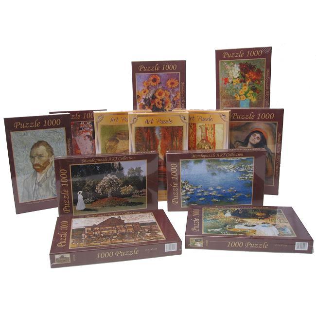 artystyczne puzzle mondopuzzle