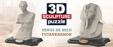 puzzle 3D Educa