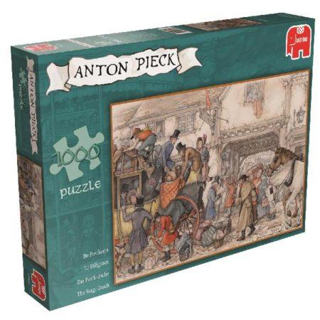 puzzle Dyliżans