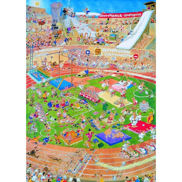 Zwariowana olimpiada